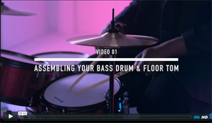 Video 01 - Intro & Drum Assembly
